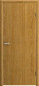 ДПГ EIS30 Дверной блок шпонированный противопожарный глухой ГОСТ 53307 - 2009
