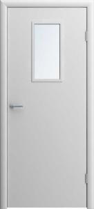 ДПГ EIS30 Дверной блок ламинированный противопожарный остекленный ГОСТ 53307 - 2009