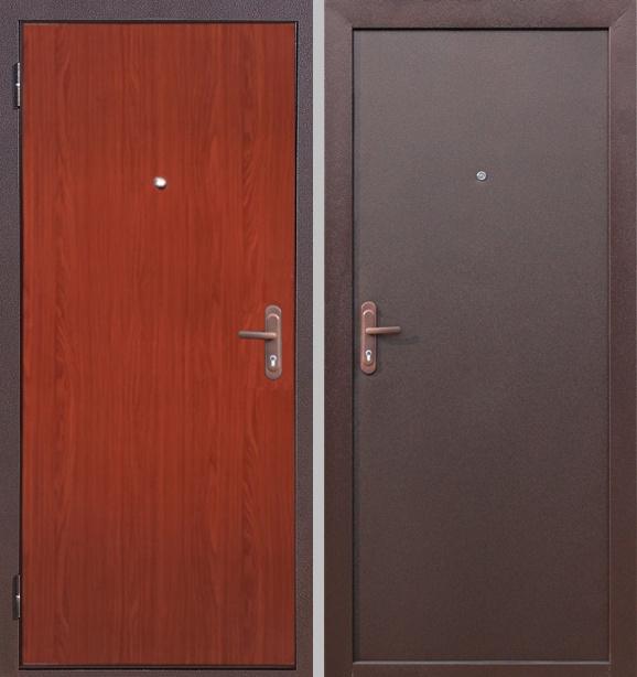 входные двери внутреннее открытие